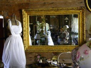 Antique Mirror Cover Photo