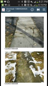Fix The Sidewalk Cover Photo