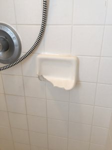 Fix Broken Soap Holder Cover Photo
