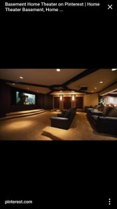 Basement Finish Design  Cover Photo