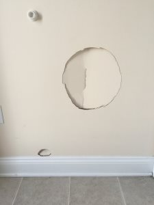 Hole In Wall Cover Photo