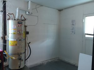 Relocate Water Heater Cover Photo