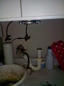 Slow Kitchen Drain Cover Photo