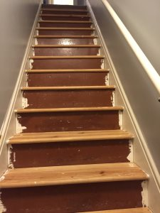 Refinishing Stairs Cover Photo