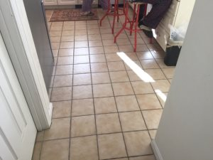 Kitchen Floor Replacement Cover Photo