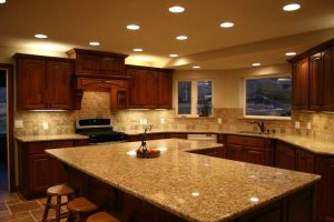 Granite Countertop Work Cover Photo