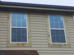 Install Vinyl Siding Over Window Frames Cover Photo