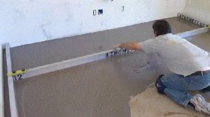 Concrete Floors Need To Be Leveled And Flattened With Self Leveling Cover Photo