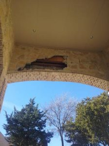 Stone Archway Repair  Cover Photo