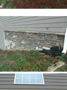 Stone Siding Is Falling Cover Photo