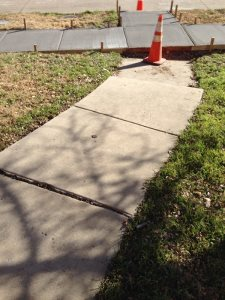 Concrete Pathway Repair Cover Photo
