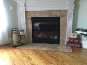 Reface Fireplace  Cover Photo