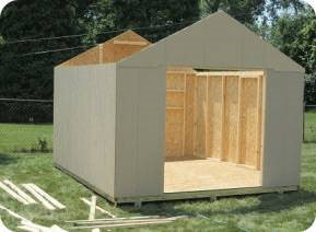 Storage Shed Builder  Cover Photo