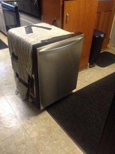 Dishwasher Cover Photo