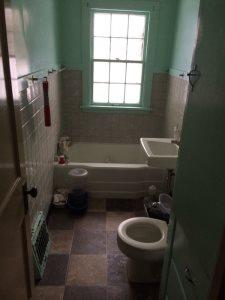 Little House In Farm Bathroom  Cover Photo