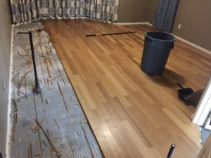 Wood Floor Removal Cover Photo