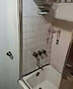 Bathroom Shower Wall Cover Photo