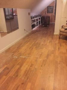 Hardwood Floor Refinishing And Repair  Cover Photo