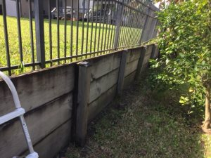 Retaining Wall Cover Photo