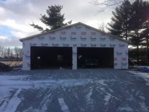 Garage Door Install Cover Photo