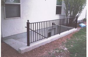 Basement Entry Stairs Cover Photo