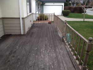 Wood Deck Cost