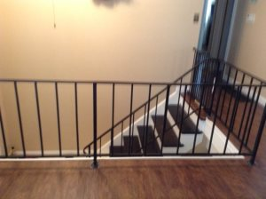 Stair Railing Cover Photo