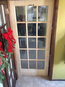 Interior Pocket Door Cover Photo