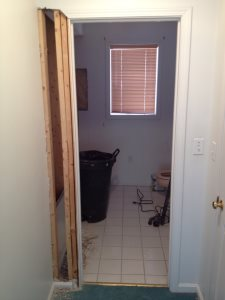 Carpentry Help For Bath Remodel Cover Photo