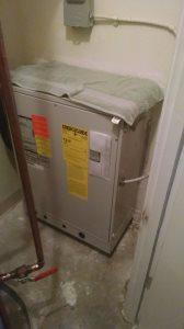 Drywall Repair Post HVAC Cover Photo