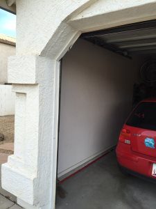Repair Two Door Garage Cover Photo