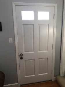 New Fiberglass Door Cover Photo