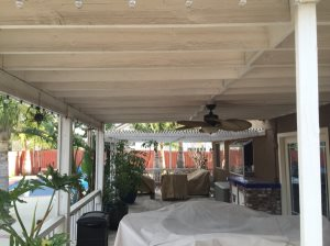 Patio Porch Cover Painting & Repair Cover Photo