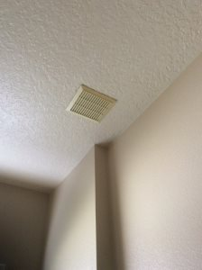 Bathroom Vent Fan Cover Photo