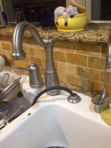 Kitchen Faucet Replacement  Cover Photo