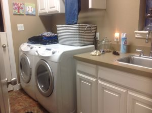 Laundry Room Project Cover Photo