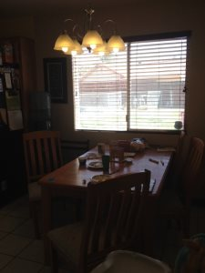 Expanding My Dining Area Cover Photo