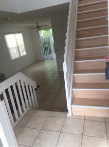 Stairs Hardwood Flooring Cover Photo