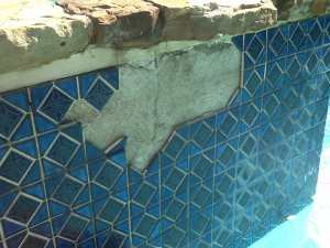 Repair Pool Tile Cover Photo