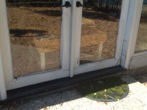 Sunroom Door And Exterior Cover Photo