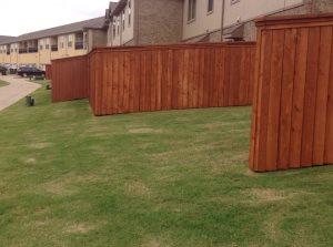 Privacy Fencing