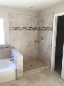 Remodel Shower Cover Photo
