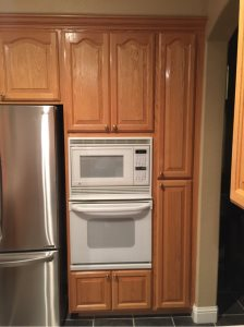 Double Oven Cabinet  Cover Photo