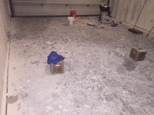 Garage Floor Cover Photo