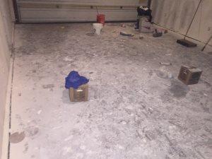 Garage Floor Cover Photo