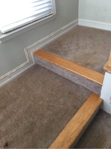 Staircase Carpet Cover Photo