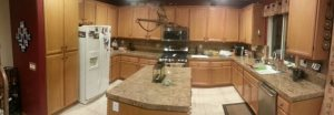 Kitchen Cabinet Paint/Finish Cover Photo