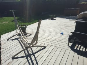 Backyard Deck Upgrade Cover Photo
