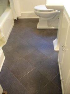 Tile Floor Cover Photo