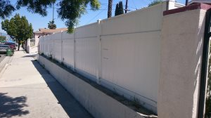 Backyard Fences